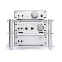 Topping D30 24bit/192kHz DSD USB DAC+A30 Headphone Amplifier +VX3 Bluetooth Power Amplifier