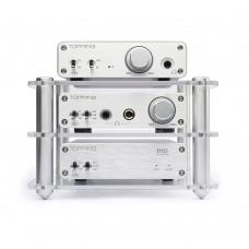 Topping D30 24bit/192kHz DSD USB DAC+A30 Headphone Amplifier +VX3 Bluetooth Power Amplifier