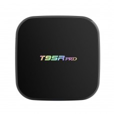 T95R PRO Amlogic S912 Android TV Box Octa Core 2G+8G Android 6.0 WiFi BT4.0 H.265 4K Smart Media Player