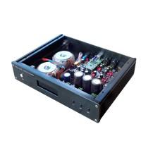 ES9018 Audio Decoder Software Control DAC Support DSD Balanced & RCA Output Black