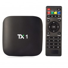 TX1 Android TV Box Amlogic S805 Quad Core Android 4.4 1G+8G HDMI H.265 WIFI Kodi TV Box Media Player