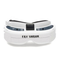 Fatshark Dominator HD3 FPV Goggles 3D Modular Headset Video Glasses for 250 Quadcopter Drone