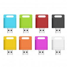 ZSUN Wireless Wifi USB Smart Card Reader WLAN Mobile Phone Extend Disk for Android iOS Windows