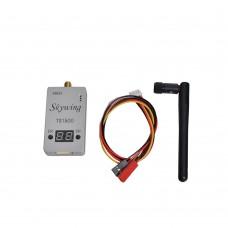 Skywing TS1500 Transmitter 5.8G 1000mW 48CH AV FPV VTX for RC Drone Quadcopter