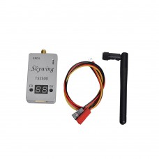 Skywing TS2500 Transmitter 5.8G 2000mW 48CH AV FPV VTX for RC Drone Quadcopter