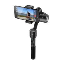 Aibird Uoplay 2 Black 3 Axis Gimbal Stabilizer for Smartphone App Smart Tracking Face Recognition