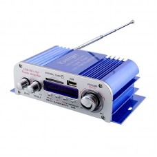 Kentiger HY3006 HiFi Digital Auto Car Stereo Power Amplifier Audio Music Player Support USB MP3 DVD SD MMC FM