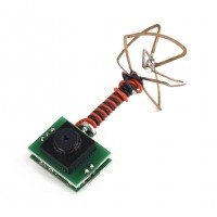 OCDAY FPV 48CH 5.8G 25MW 600TVL Camera Built in Transmitter and Antenna for RC Drone Quadcopter