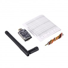 OCDAY Transmitter 25mW to 600mW 5.8G 48CH  Video Audio Tx SMA Drone FPV Quadcopter Side Pin