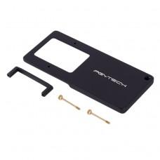 DJI Osmo Mobile Gimbal Gopro 4 3+ Adapter Switch Mount Plate Zhiyun Z1-Smooth