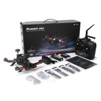 Walkera Runner 250 PRO Racer Quadcopter 4 Axis Drone with 800TVL HD Camera OSD GPS DEVO 7 Transmitter