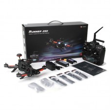 Walkera Runner 250 PRO Quadcopter 4 Axis Drone with 1080P Camera OSD GPS DEVO 7 Transmitter Aerial Photography
