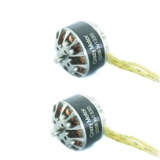 CrazyMotor 2208 Brushless Motor 1330KV CW CCW for FPV Racing Drone Quadcopter 1Pair