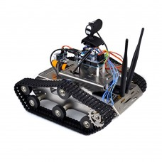 Sm5 Th Wireless Wifi Robot Car Kit for Arduino Vehicle Intelligent Robotics Camera Robot Educational Kit for Kids