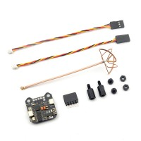 Innova VTX 5.8G 40CH Transmitter Video Tx Module integrated OSD 25mW to 200mW for Drone Quadcopter