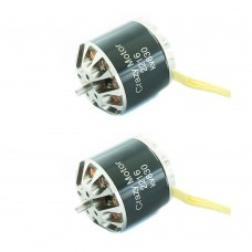 CrazyMotor 2216 Brushless Motor 830KV CW CCW for FPV Racing Drone F450 Quadcopter 1Pair