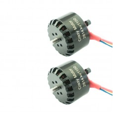 CrazyMotor 2814 Brushless Motor 100KV for FPV Racing Drone Quadcopter 1Pair