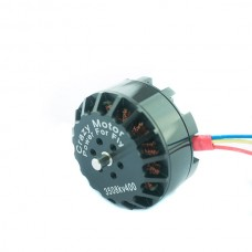 CrazyMotor 3508 Brushless Motor 400KV Waterproof for FPV Racing Drone Quadcopter