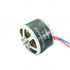 CrazyMotor 3515 Brushless Motor 580KV for FPV Racing Drone Quadcopter Multicopter