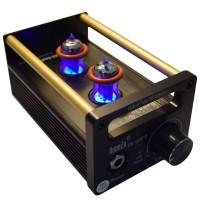 Xuanzu U2012 HIFI Tube USB DAC Decoder + Headphone Amplifier Pre Tube for Audio