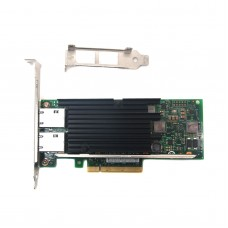 X540-T2 10GB PCIe 2.0 8x Ethernet Network Server Adapter Dual Port RJ45 Interface