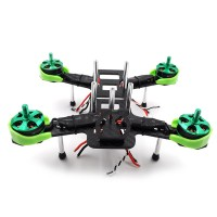 180 FPV Quadcopter Frame 4 Axis Racing Drone with PCB DIY Kit Unassembled