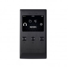 Aune M2 Pro HIFI Music Player 32bit DSD Lossless Music MP3 with HD OLED Screen Black