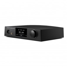 Aune S6 Decoder DAC Headphone Amplifier Audio 32bit 384K DSD 128 Balanced Output USB Input Black