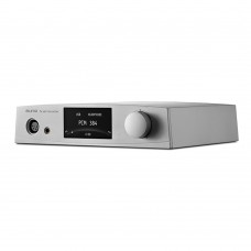 Aune S6 Decoder DAC Headphone Amplifier Audio 32bit 384K DSD 128 Balanced Output USB Input Silver