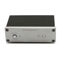 FX-Audio BL-MUSE-01 HiFi Bluetooth Audio Receiver Output RCA Coaxial Optics Output for Amplifier Silver