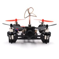 QX90 90mm FPV Racing Drone 4 Axis Quadcopter with F3 Brushed Flight Controller Camera