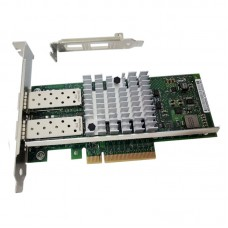 Intel BNT10G42BF X520-SR2 DA2 Dual Port Ethernet Adapter Gigabit Fiber Network Card E10G42BFSR