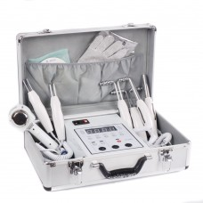 Microcurrent Face Lift Machine Facial Skin SPA Salon Skin Galvanix Toning Bio Electric Wave