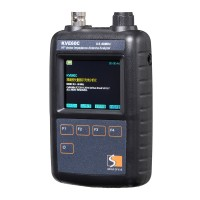 KVE60C HF Vector Color Graphic Impedance Antenna Analyzer 0.5MHz to 60MHz Meter