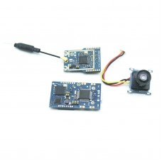 Micro Scisky F1 FPV Flight Controller 32Bit with Transmitter + OSD + Camera Support DSMX DSM2
