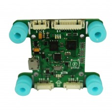MINI APM V Flight Controller Support External GPS and Compass Automatic Navigation with Damping Balls