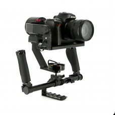 SCORPIONKING Handheld Gimbal 3 Axis Camera Stabilizer Gyroscope with Bracket for DSLR DV BMCC D7000 GH4