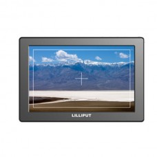 """LILLIPUT Monitor Q7 Full HD 7"""" 1920x1200 LCD with SDI and HDMI Cross Conversion for Camcorder"""
