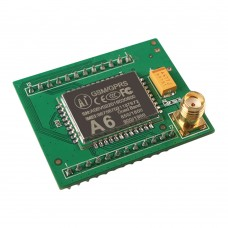 GPRS+GSM Module A6 SMS Voice Development Board Wireless Data Transmission Adapter Plate