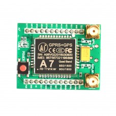 GPRS GSM Module A7 SMS Speech Board Wireless Data Transmission Adapter