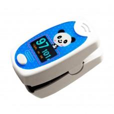 Princ 100D2 Fingertip Pulse Oximeter Pulse Blood Oxygen Saturation Meter Monitor for Children Health Care