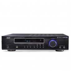 SAST DT9000 Audio Amplifier 5.1 Channel 500W Optical Coaxial Bluetooth USB AMP