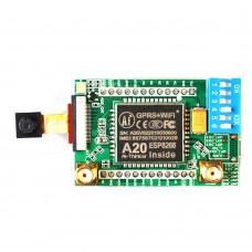 GSM+WiFi Dual Mode A20 Converter Board SMS Voice Development Board Support GPRS Camera
