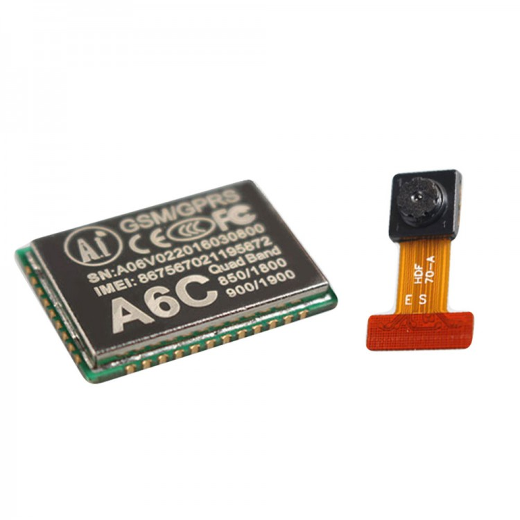 GPRS + GSM Module A6 SMS Voice Decelopment Board Wireless Data