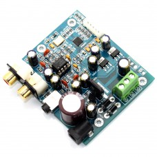 ES9018K2M ES9018 I2S Input Decoding Decoder Board DAC for Audio Amplifier DIY