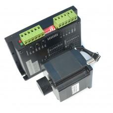 57 Stepper Motor 56mm + Motor Driver FMD2740C Kit for Engraving Machine CNC Router