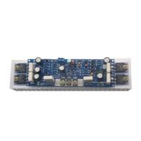 LJM Class AB L12-2 55V 120W Single Channel Finished Audio Power Amplifier Board Amp with Heatsinks