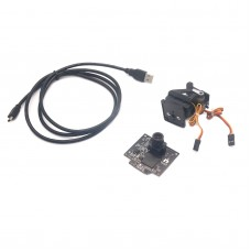 LPC4330 Dual Core Pixy CMUcam5 Image Recognition Sensor with Gimbal for Arduino DIY