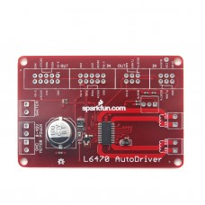 L6470 V2.0 Stepper Motor Driver Board 3A 8-45V 128 Microsteps for Arduino DIY