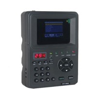 KPT968G Satellite Finder DVBS MPEG2 3.5Inch TFT LED Handheld Satellite Meter Monitor